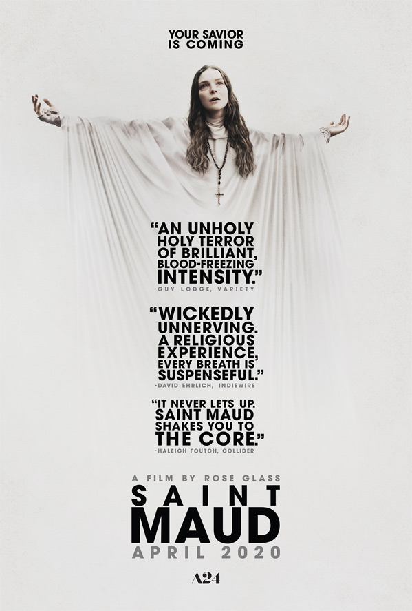 Saint Maud kapak