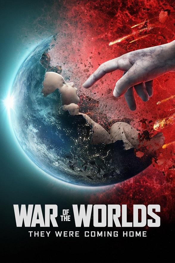 War of the Worlds kapak