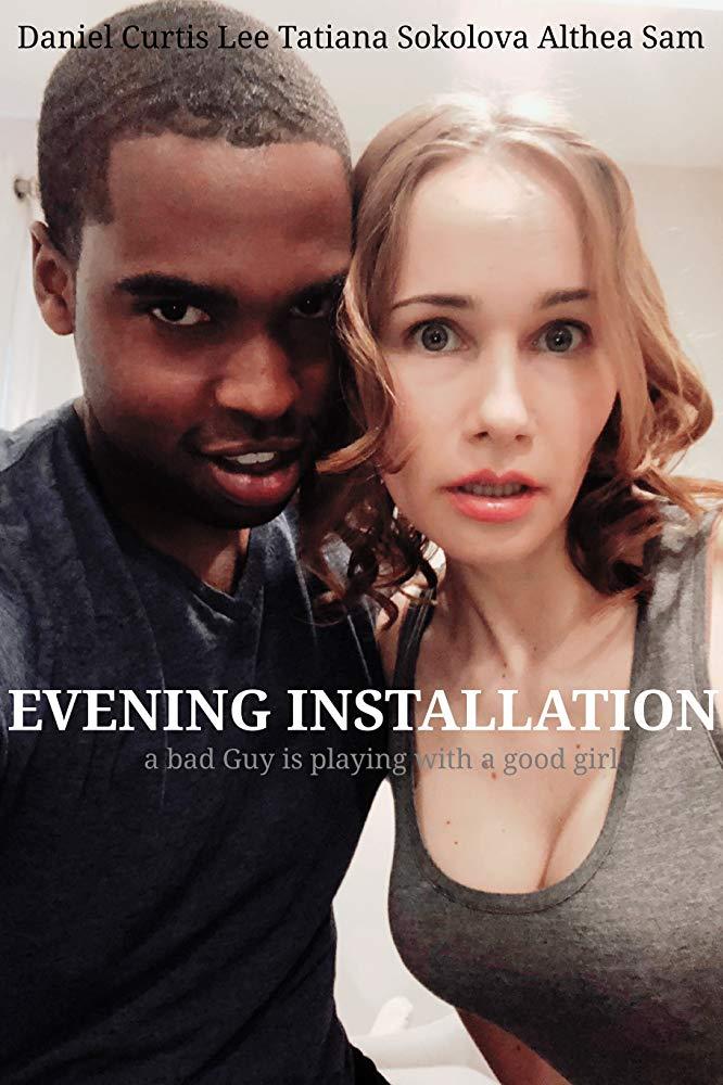 Evening Installation kapak