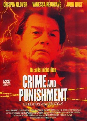 Crime and Punishment kapak