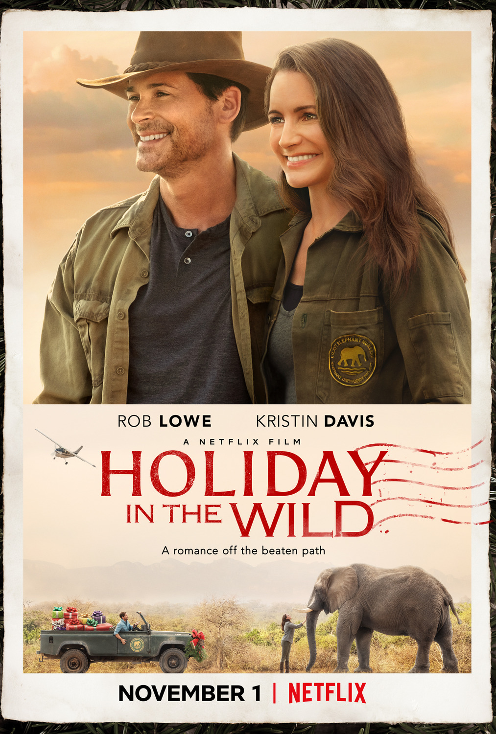 Holiday In The Wild kapak