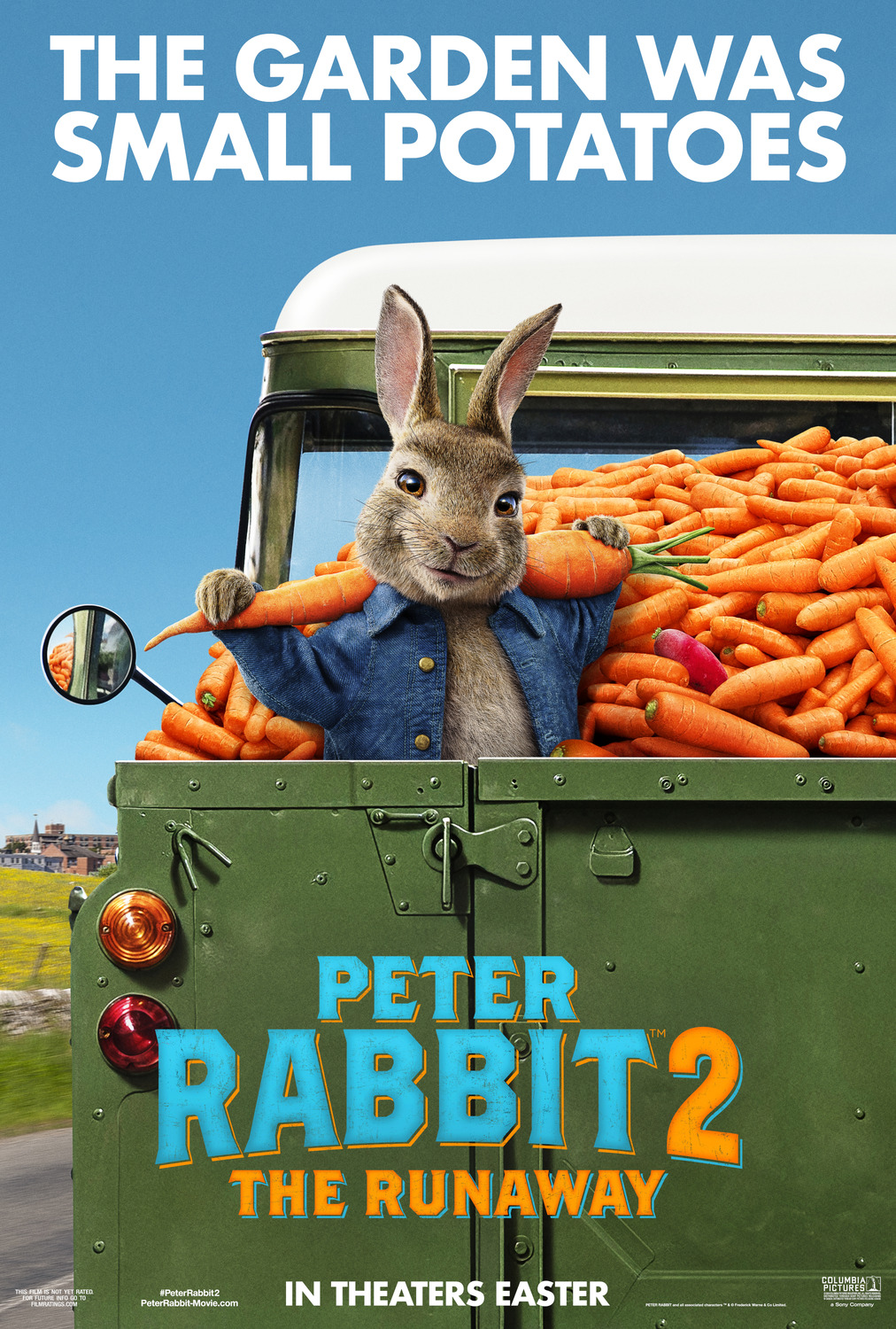 Peter Rabbit 2: The Runaway kapak