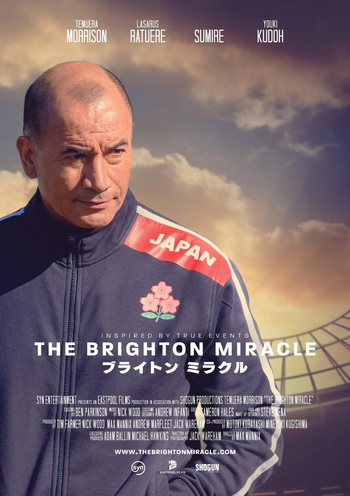 The Brighton Miracle kapak