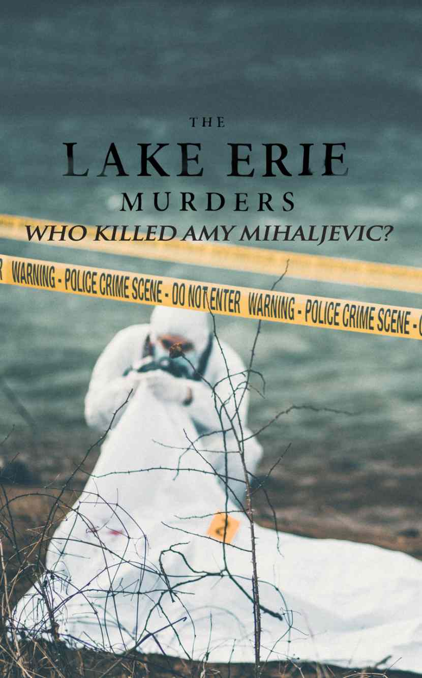 The Lake Erie Murders kapak