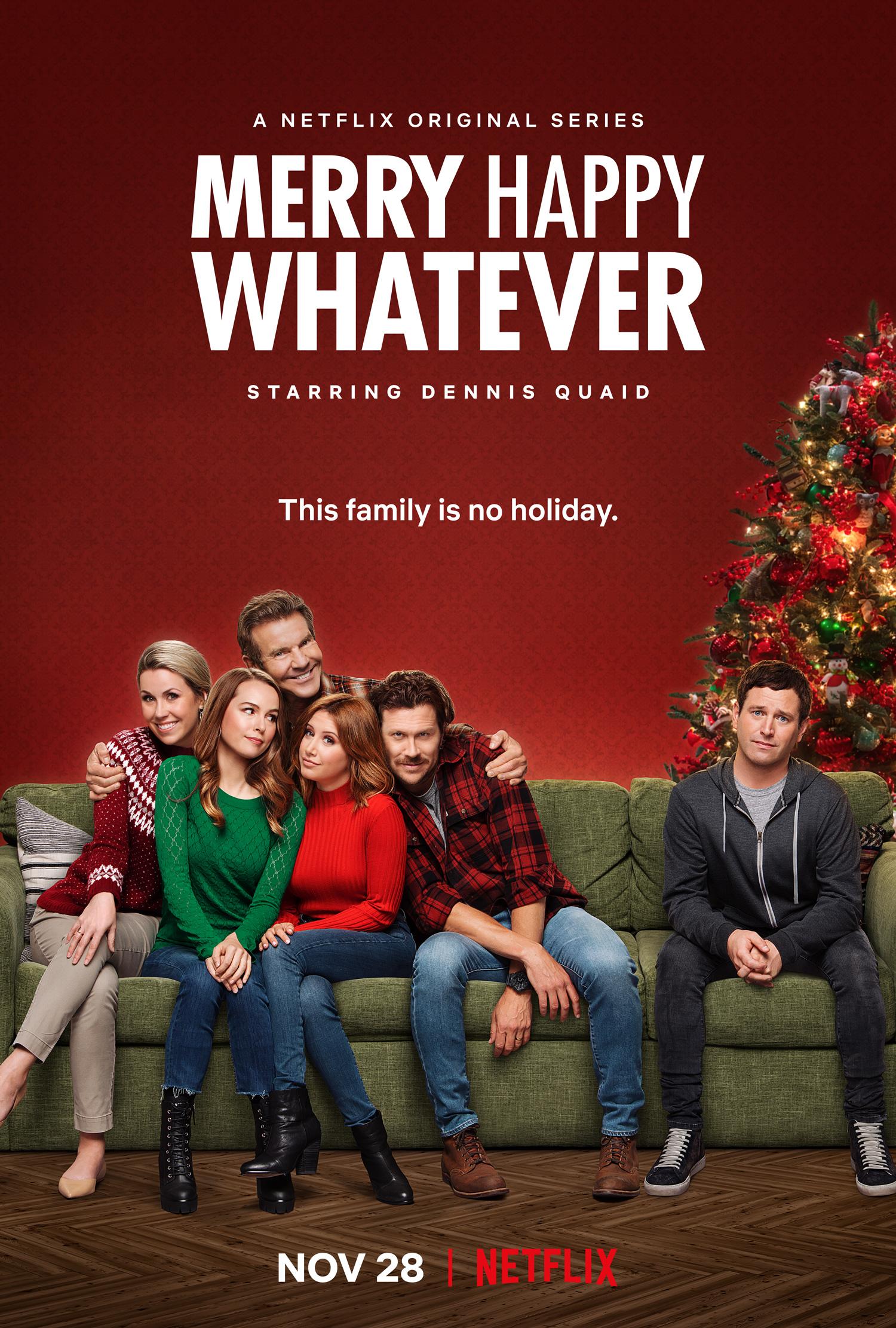 Merry Happy Whatever kapak