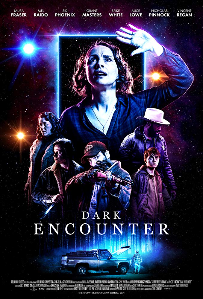 Dark Encounter kapak