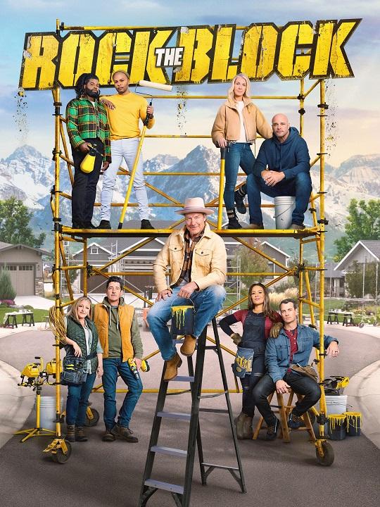 Rock the Block kapak