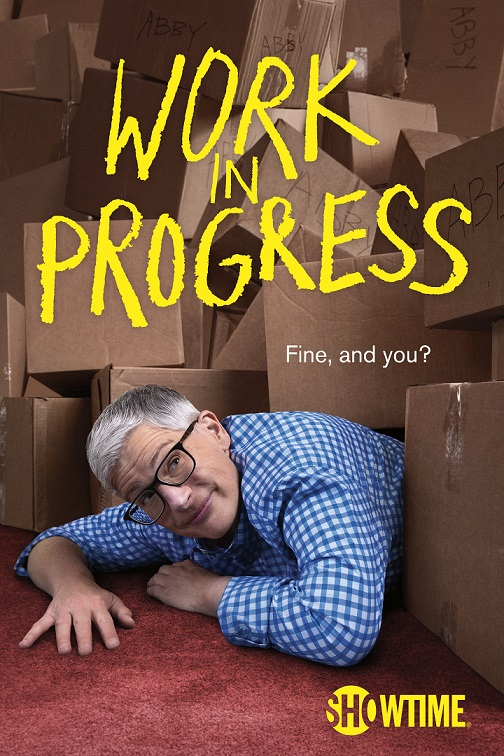 Work in Progress kapak