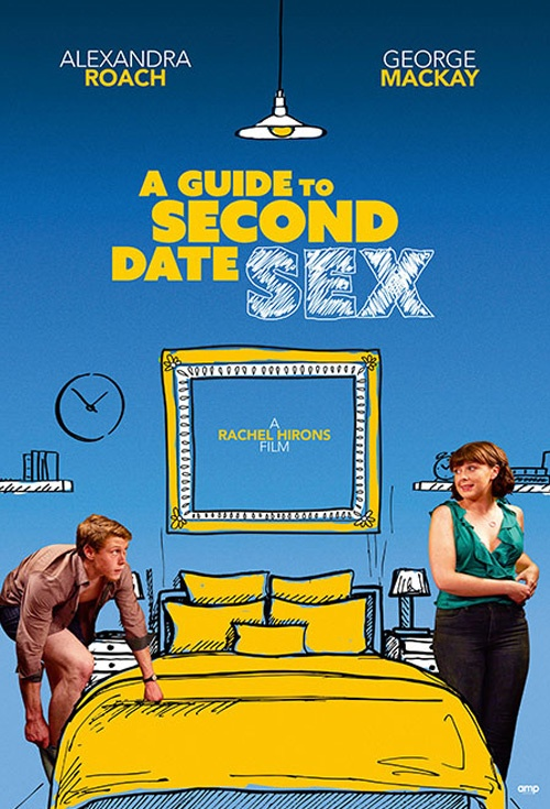 A Guide to Second Date Sex kapak