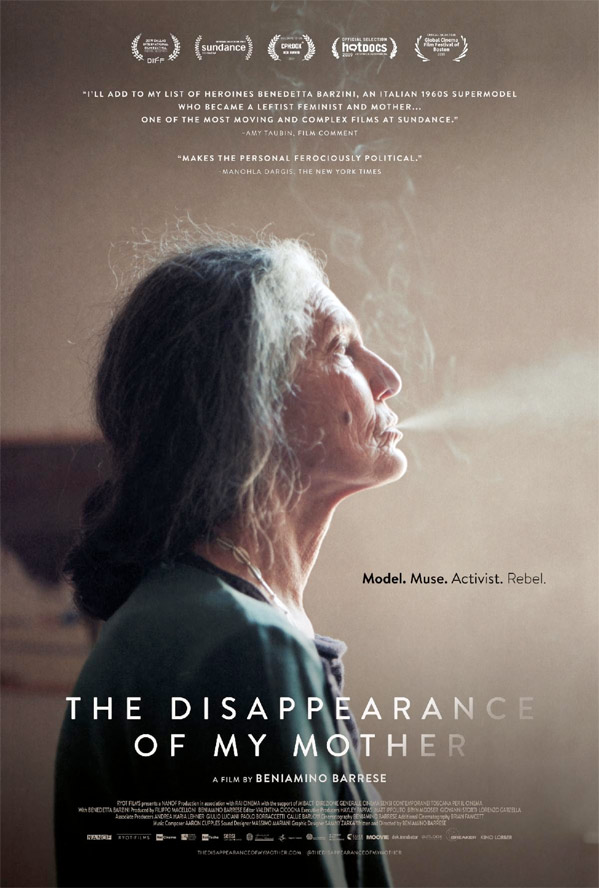 The Disappearance of My Mother kapak