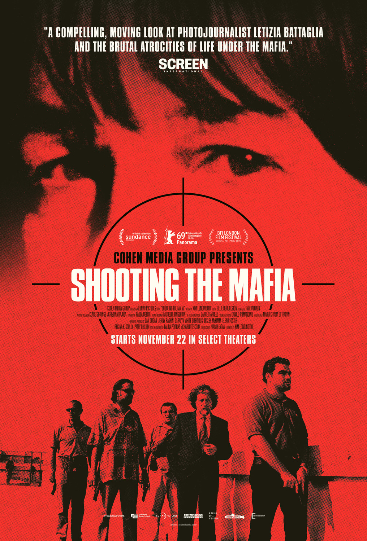 Shooting the Mafia kapak