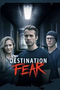 Destination Fear kapak