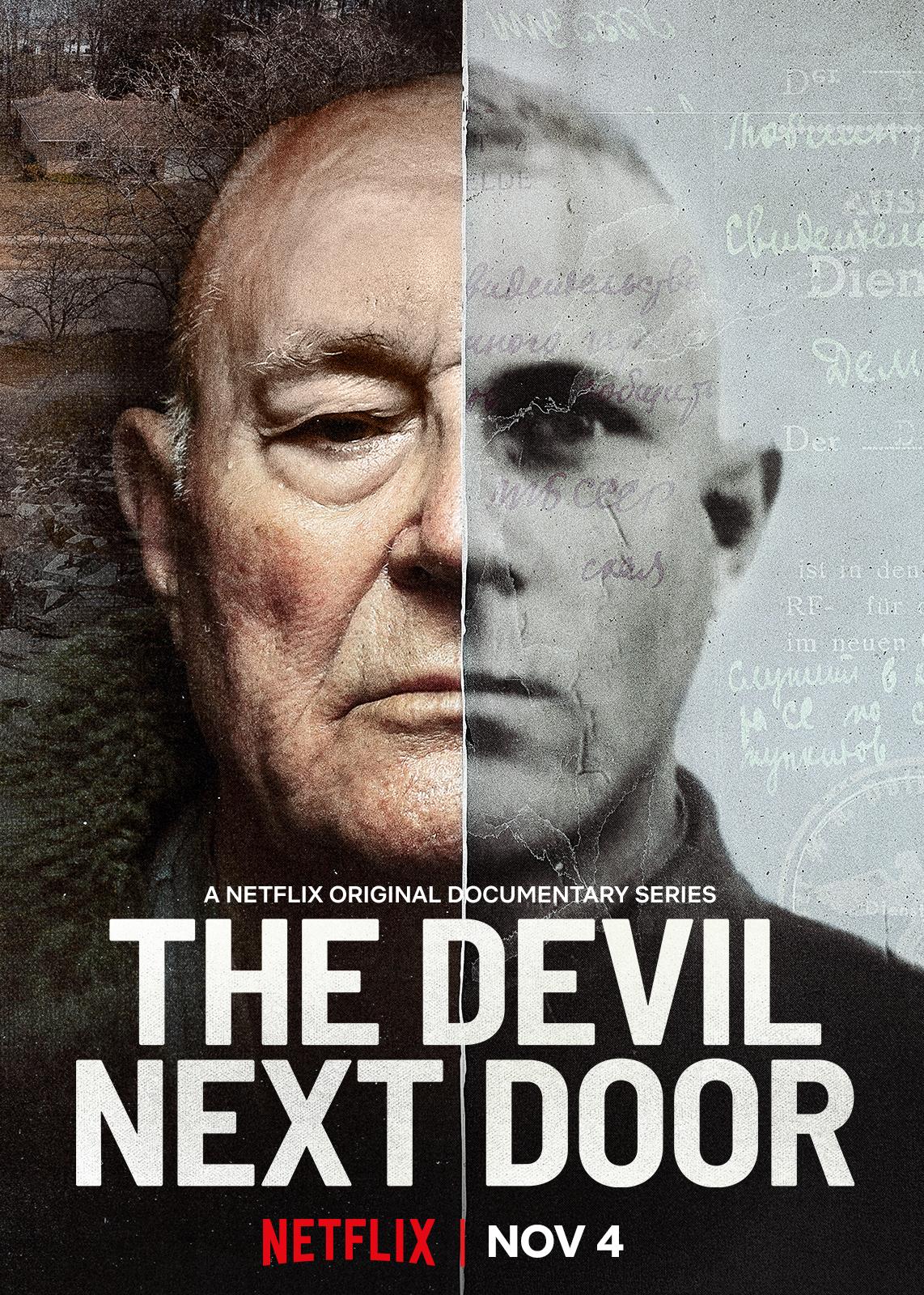 The Devil Next Door kapak