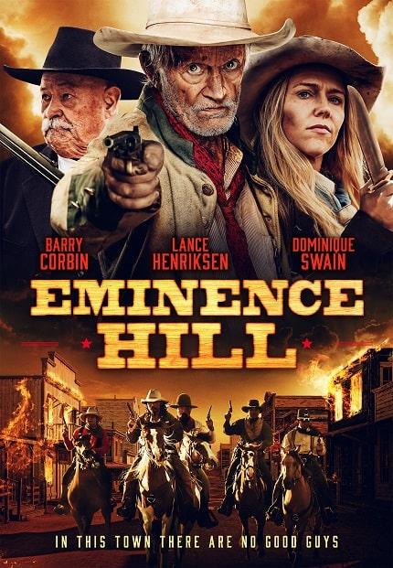 Eminence Hill kapak