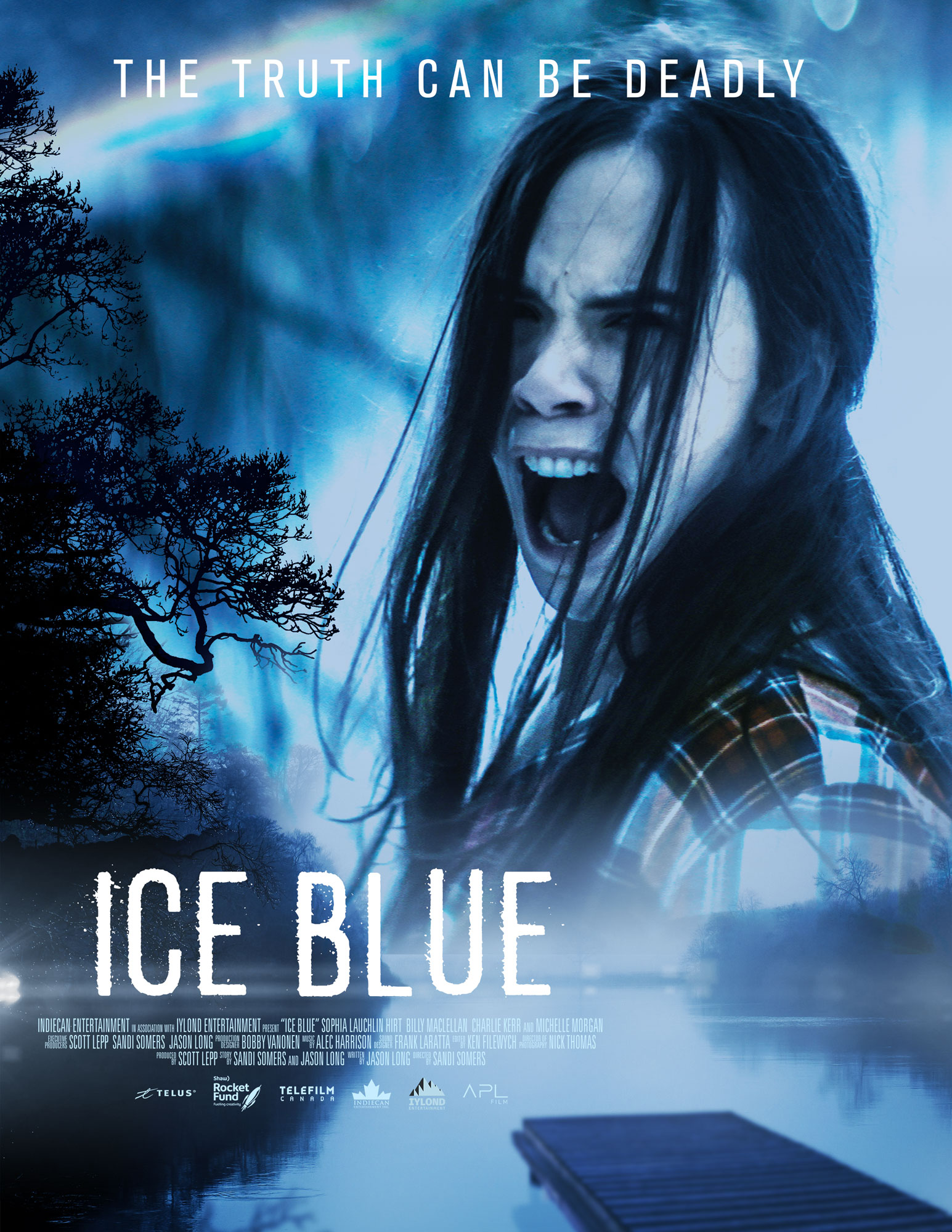 Ice Blue kapak