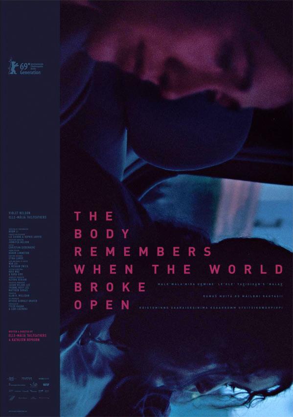 The Body Remembers When the World Broke Open kapak