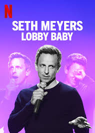 Seth Meyers: Lobby Baby kapak