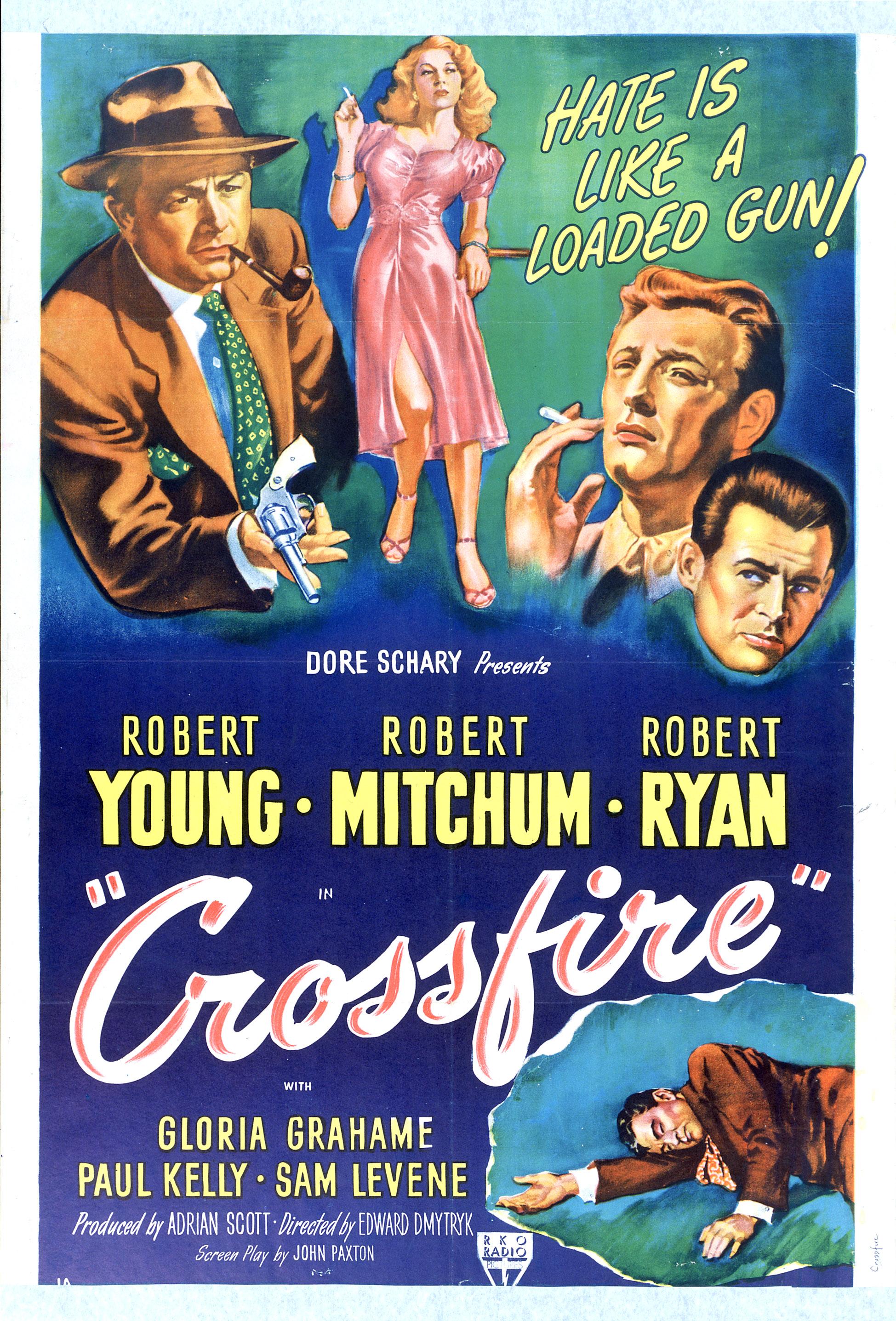 Crossfire kapak