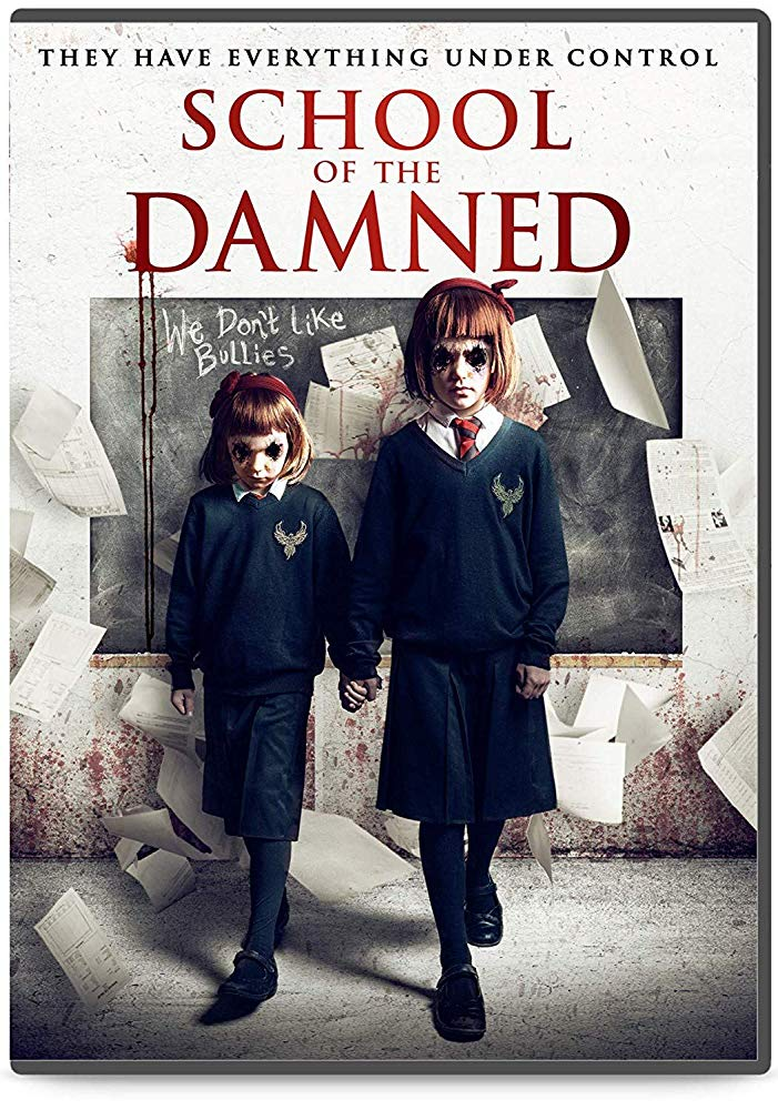 School of the Damned kapak