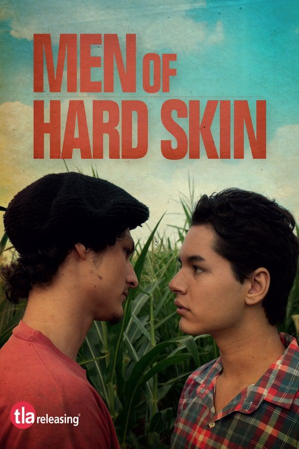 Men of Hard Skin kapak