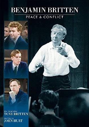Benjamin Britten: Peace and Conflict kapak