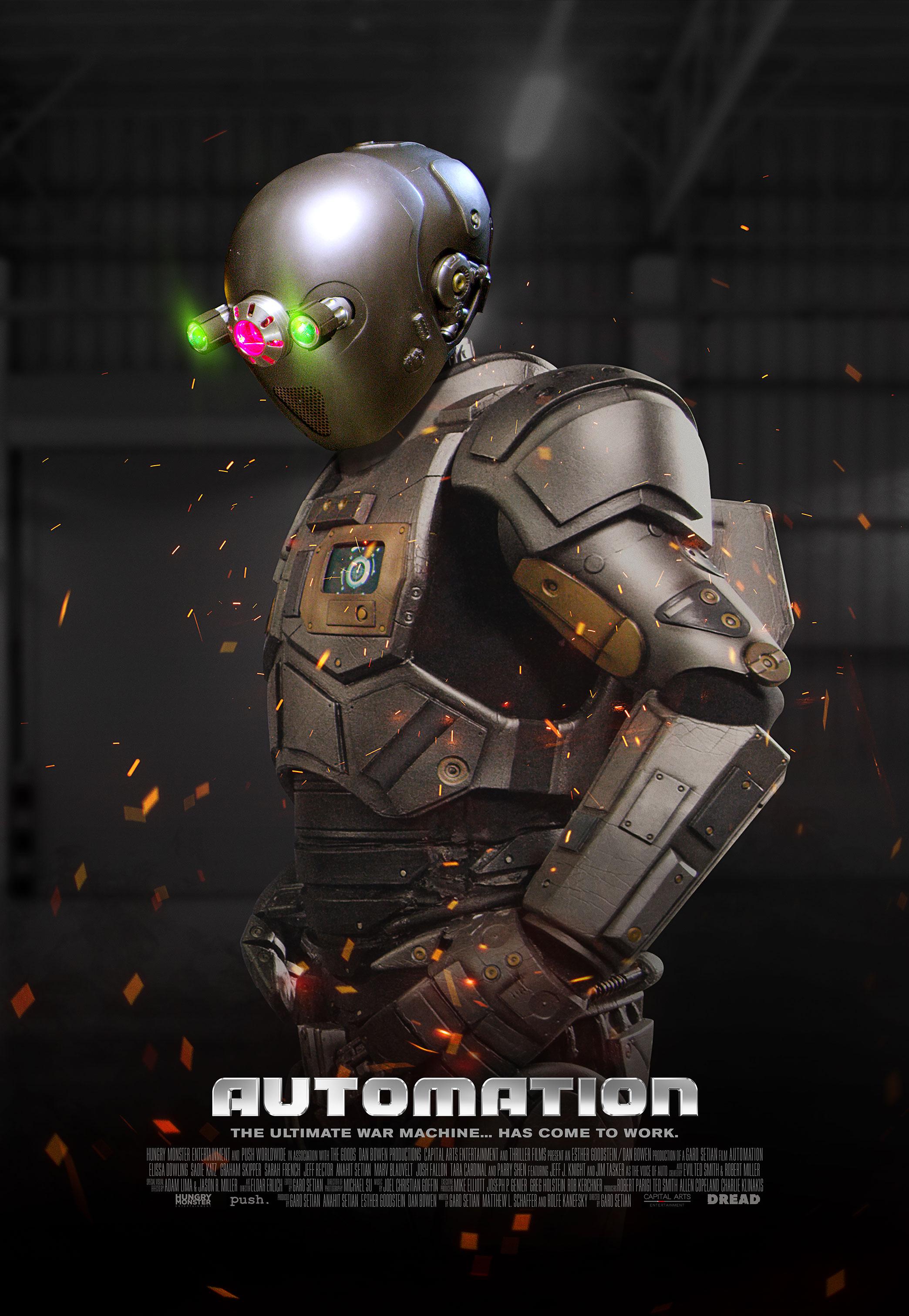 Automation kapak