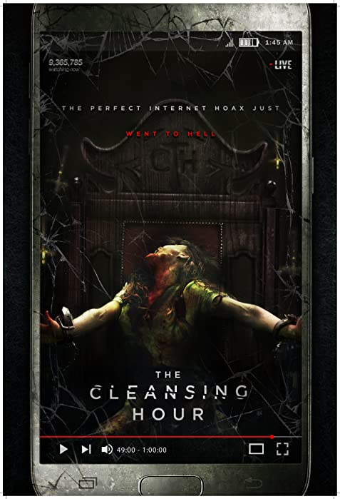The Cleansing Hour kapak