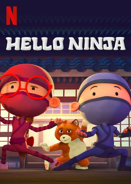 Hello Ninja kapak