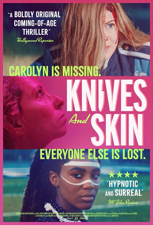 Knives and Skin kapak