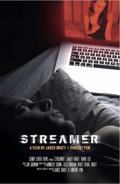 Streamer kapak