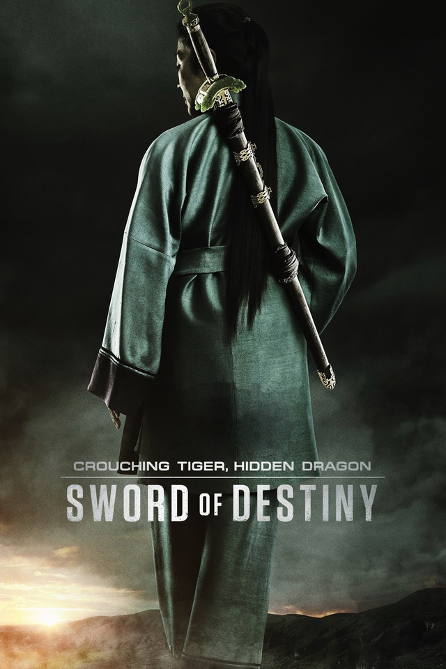 Crouching Tiger, Hidden Dragon: Sword of Destiny kapak