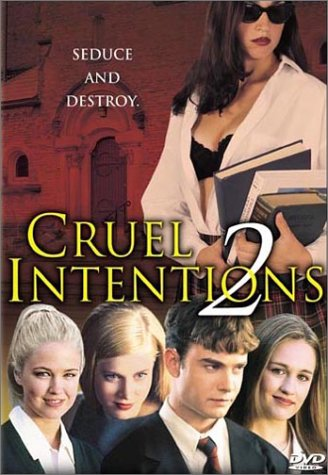 Cruel Intentions 2 kapak