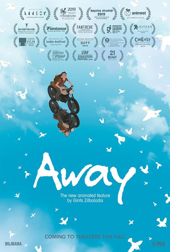 Away kapak