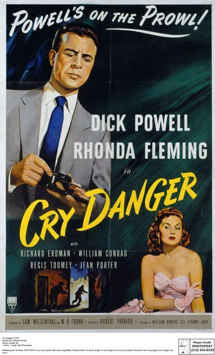Cry Danger kapak
