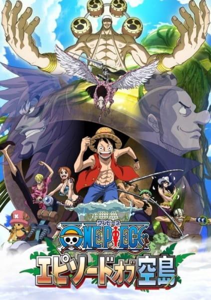 One Piece: Episode of Skypiea kapak