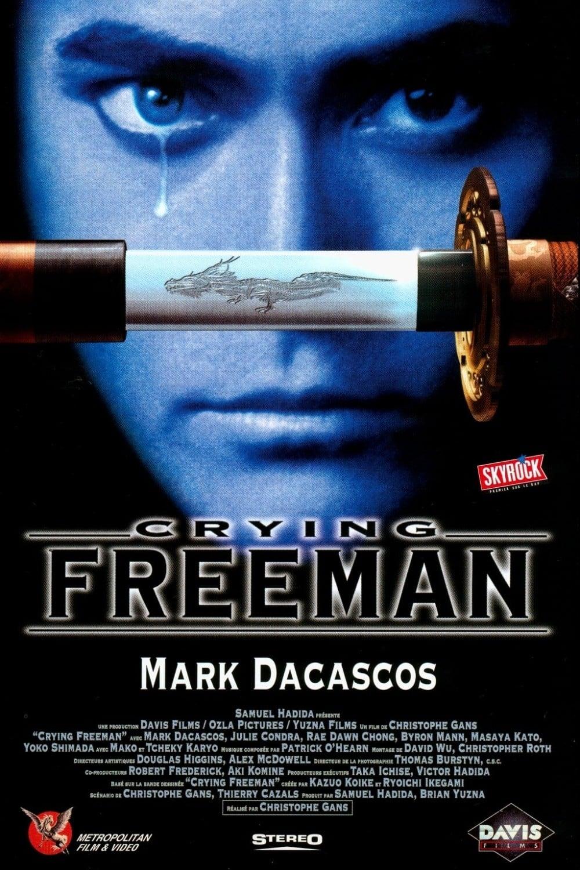 Crying Freeman kapak