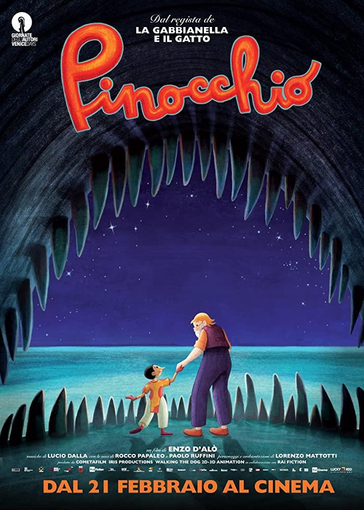 Pinocchio kapak