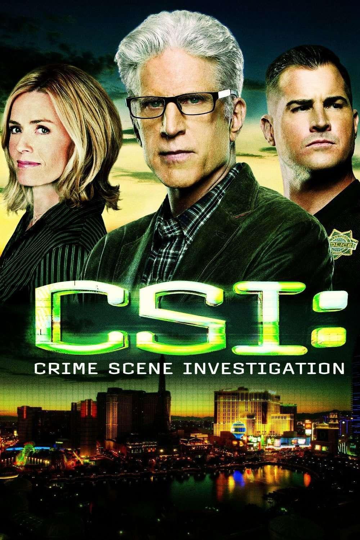 CSI: Crime Scene Investigation kapak