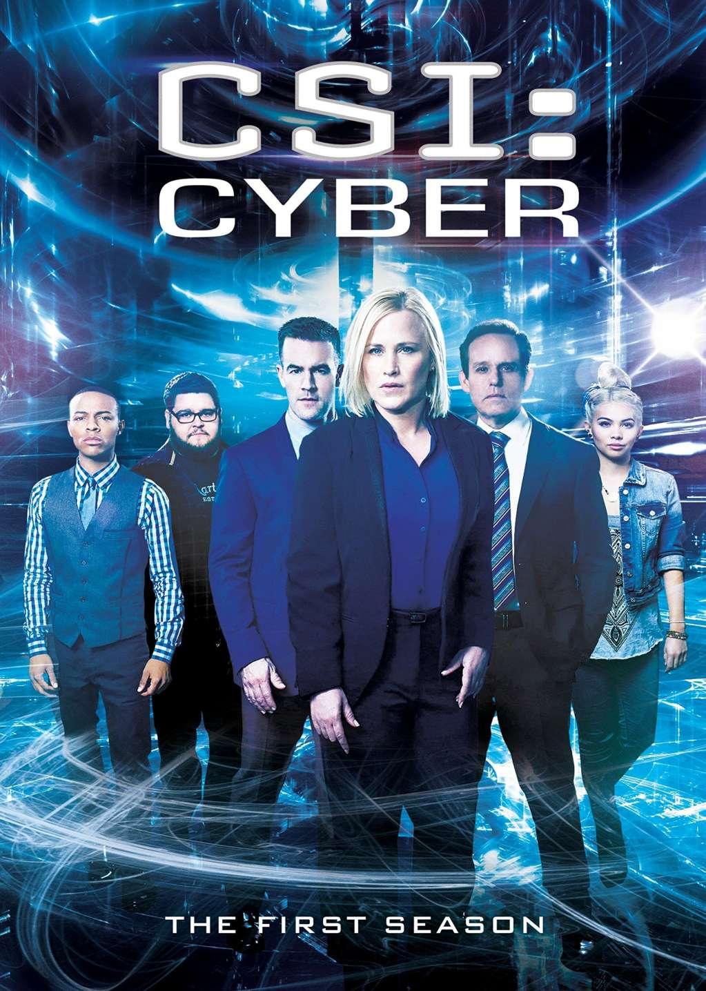 CSI: Cyber kapak