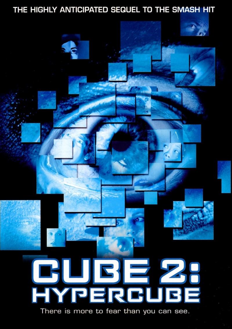 Cube 2: Hypercube kapak