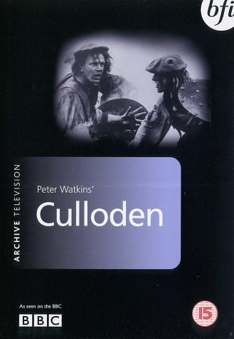 The Battle of Culloden kapak