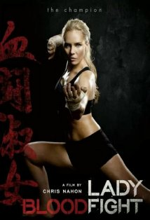 Lady Bloodfight kapak