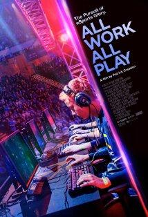 All Work All Play kapak