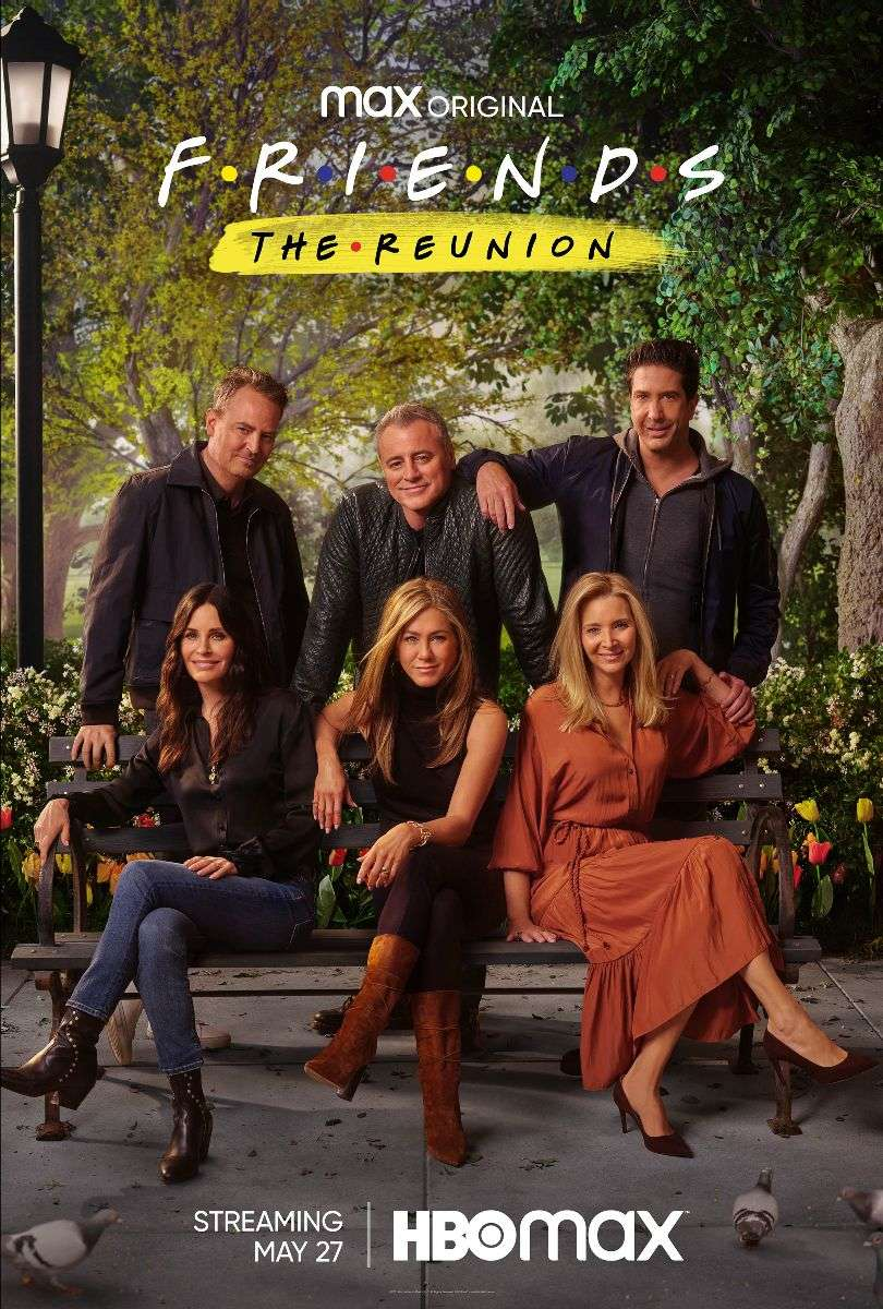 Friends: The Reunion kapak