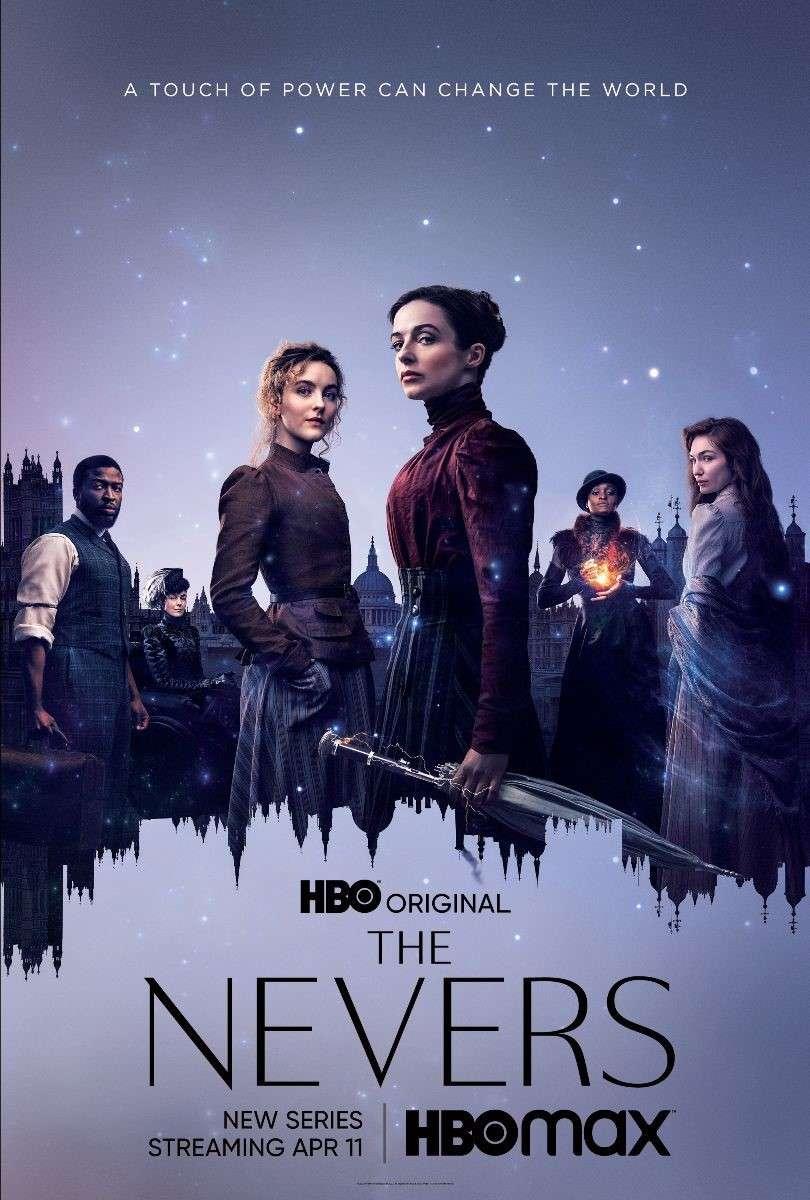 The Nevers kapak