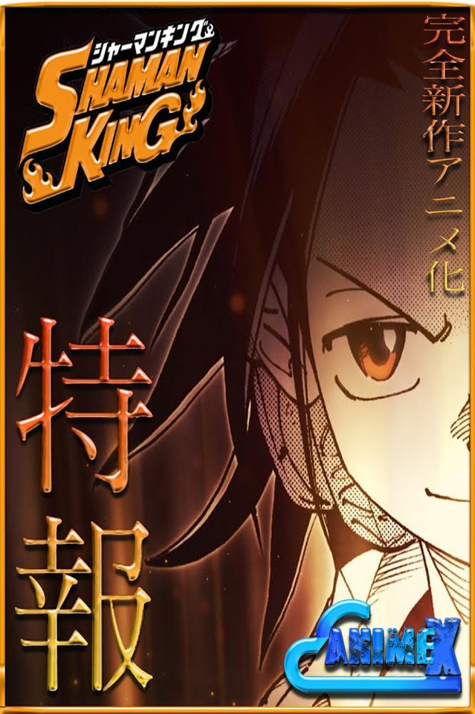 Shaman King kapak