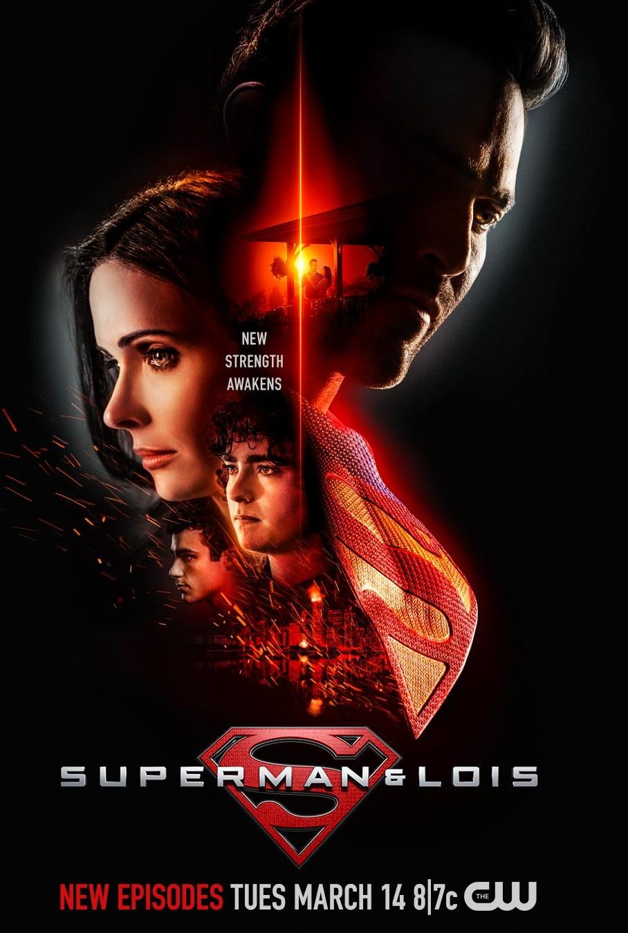 Superman and Lois kapak
