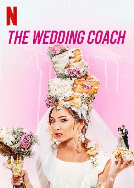 The Wedding Coach kapak