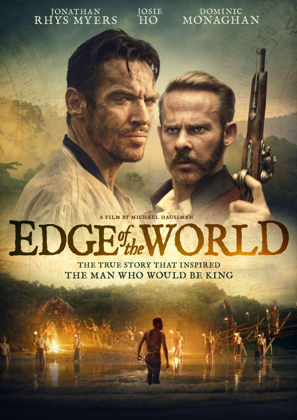 Edge of the World kapak
