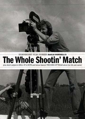 The Whole Shootin' Match kapak